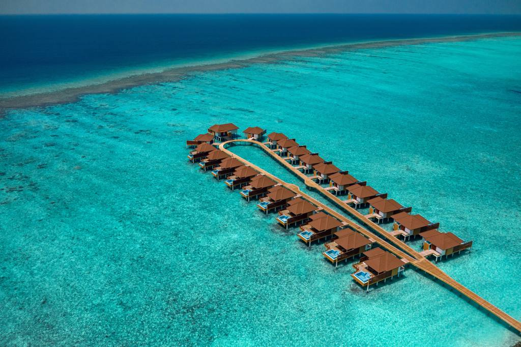 IDEE PER VIAGGIARE: Varu by Atmosphere - Maldive