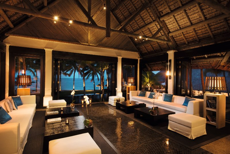 Mauritius  Constance Belle Mare Plage - Lobby